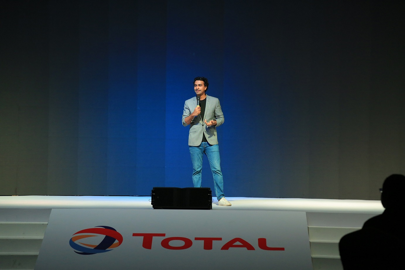Total: Annual Business Meet